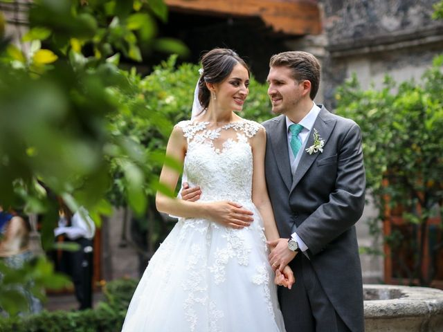 La boda de Óscar y Lorena en Tlalpan, Ciudad de México 39
