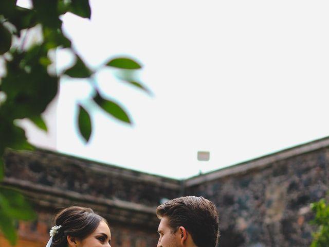 La boda de Óscar y Lorena en Tlalpan, Ciudad de México 41