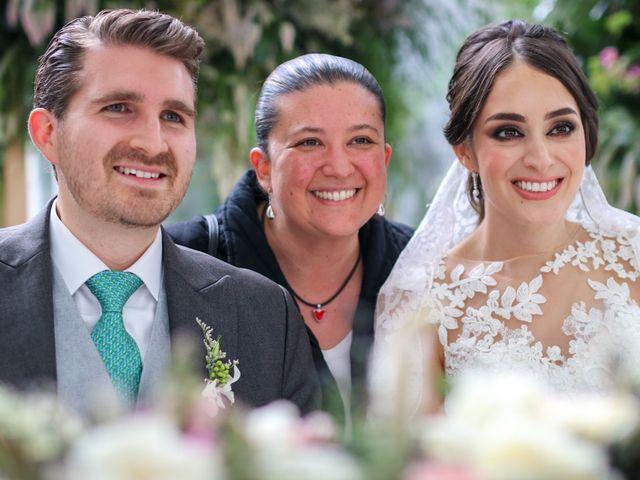 La boda de Óscar y Lorena en Tlalpan, Ciudad de México 53