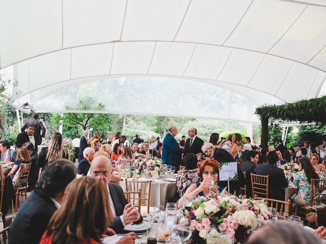 La boda de Óscar y Lorena en Tlalpan, Ciudad de México 54