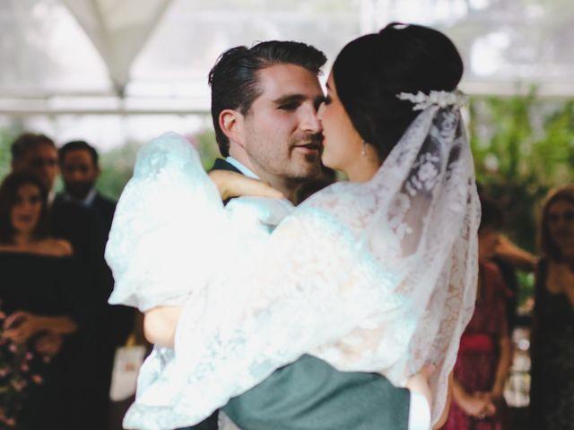 La boda de Óscar y Lorena en Tlalpan, Ciudad de México 55
