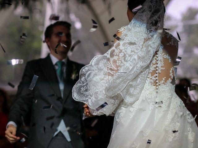 La boda de Óscar y Lorena en Tlalpan, Ciudad de México 56