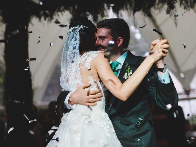 La boda de Óscar y Lorena en Tlalpan, Ciudad de México 57