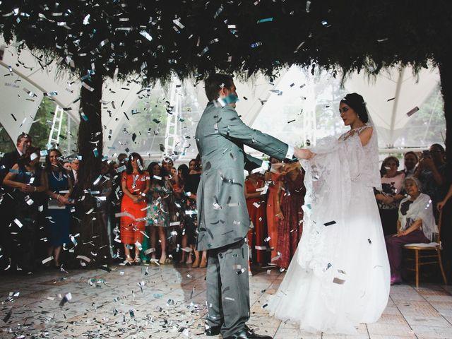 La boda de Óscar y Lorena en Tlalpan, Ciudad de México 59