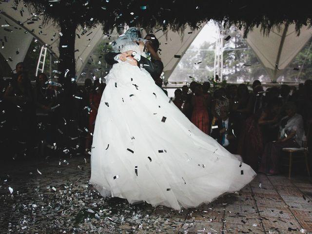 La boda de Óscar y Lorena en Tlalpan, Ciudad de México 60
