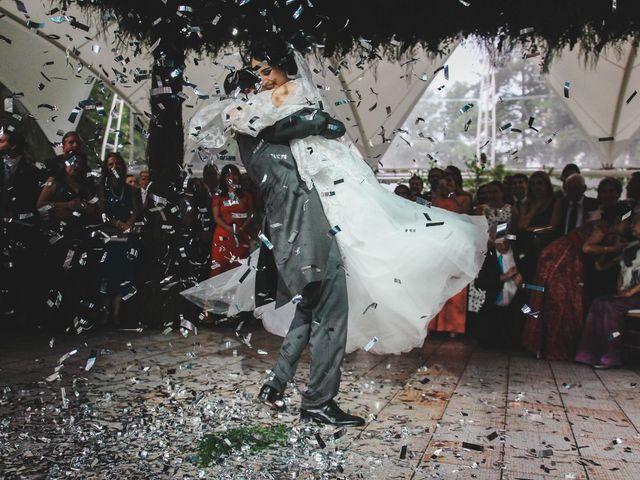 La boda de Óscar y Lorena en Tlalpan, Ciudad de México 61