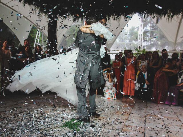 La boda de Óscar y Lorena en Tlalpan, Ciudad de México 63