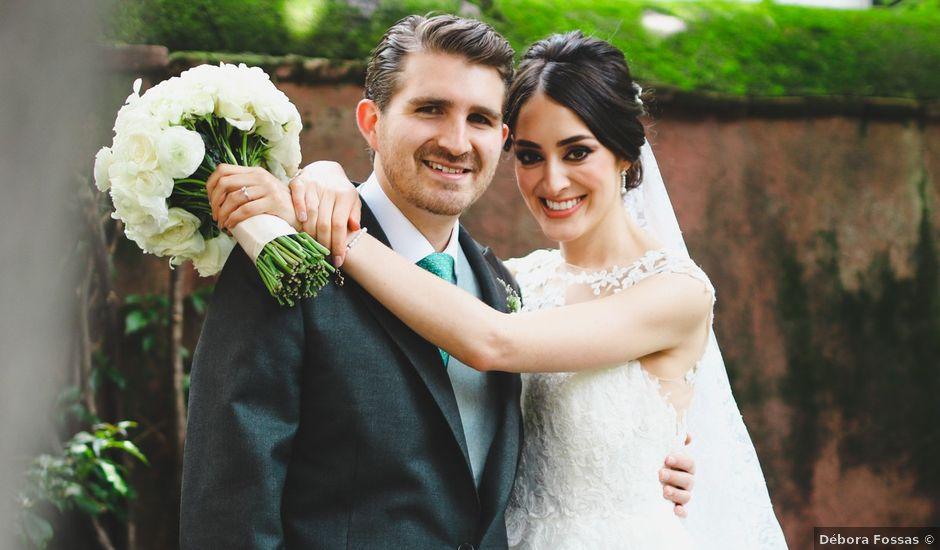 La boda de Óscar y Lorena en Tlalpan, Ciudad de México