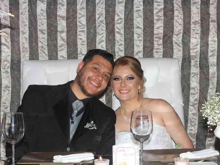 La boda de Carla y Daniel