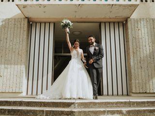 La boda de Betty y Ramón