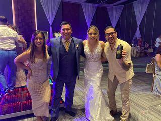 La boda de Tania y Ricardo 2