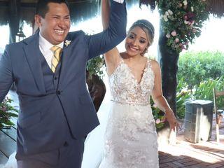 La boda de Tania y Ricardo