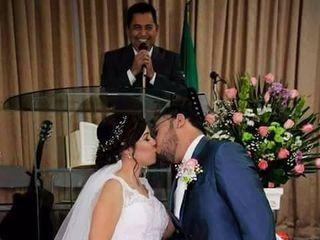 La boda de Sarahí y Iván 1