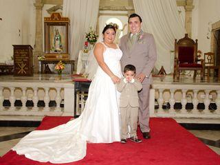 La boda de Karina y Joaquín