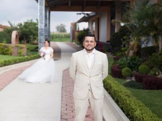 La boda de Lindsey y Rubén 1