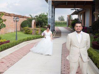 La boda de Lindsey y Rubén 2