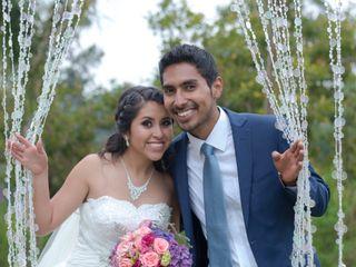 La boda de Paulina y Marcos