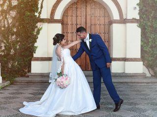 La boda de Aidee y Carlos