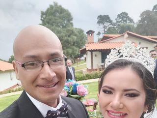 La boda de Freyzaneth  y Omar  1