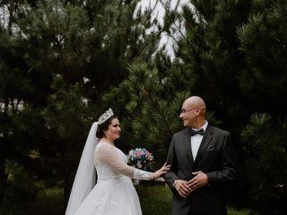 La boda de Freyzaneth  y Omar