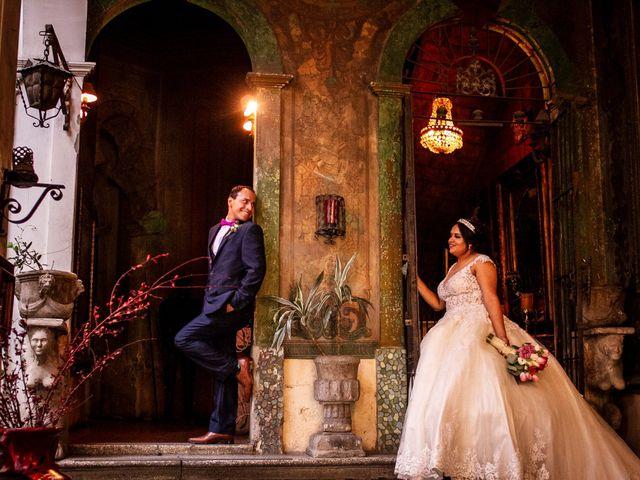 La boda de Iliana y Manuel