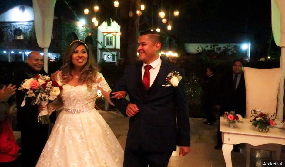 La boda de Agustin y Adalila en Xochimilco, Ciudad de México