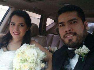 La boda de Cyn  y Pedro