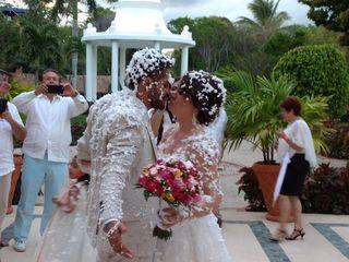 La boda de Jessica y Adrián 1