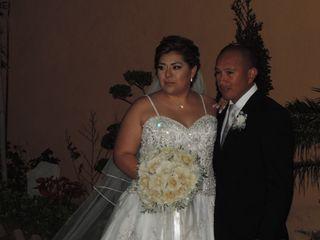 La boda de Verónica y Saul