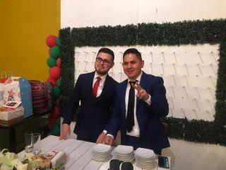 La boda de Cristian y Miguel 1