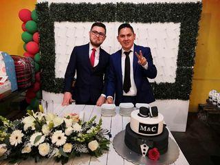 La boda de Cristian y Miguel