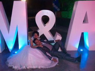 La boda de Maribel y Alberto