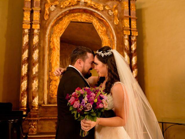 La boda de Koko   y Diego   en San Luis Potosí, San Luis Potosí 1