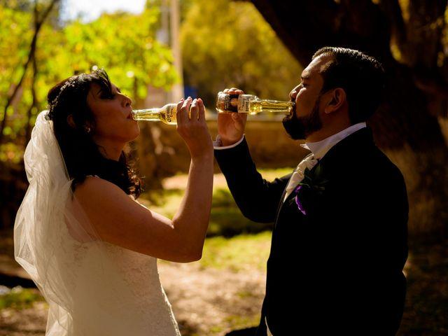 La boda de Koko   y Diego   en San Luis Potosí, San Luis Potosí 2