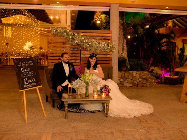 La boda de Koko   y Diego   en San Luis Potosí, San Luis Potosí 4