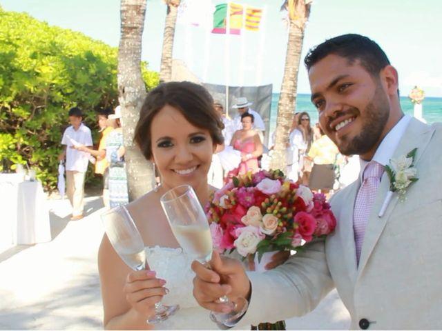 La boda de Jessica y Adrián