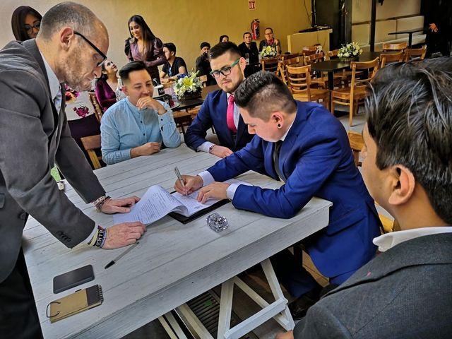 La boda de Miguel y Cristian en Guadalajara, Jalisco 3