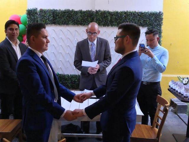 La boda de Miguel y Cristian en Guadalajara, Jalisco 5