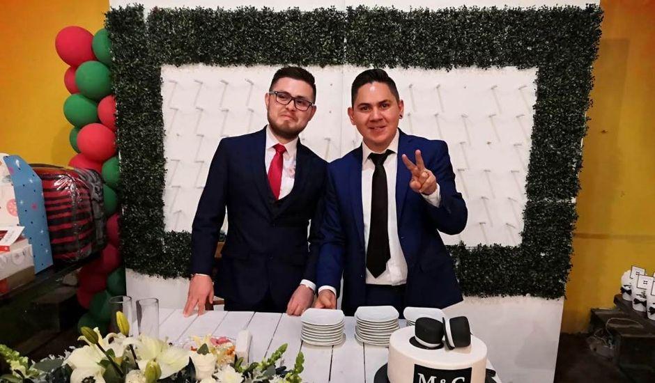 La boda de Miguel y Cristian en Guadalajara, Jalisco