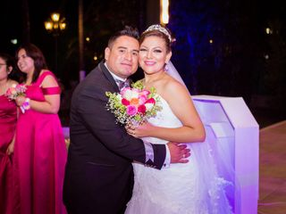 La boda de Ivette y Daniel