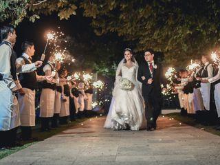 La boda de Débora y Gabriel