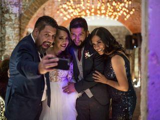 La boda de Paloma  y Gabo 2