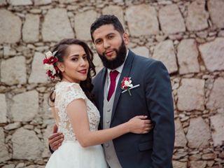 La boda de Paloma  y Gabo