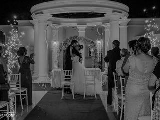 La boda de Cinthya y Isaac 1