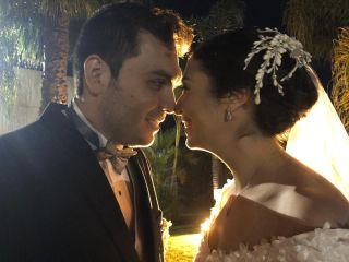La boda de Gerardo y Leticia