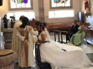 La boda de Iliana y Aldo