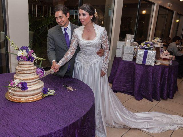 La boda de Ilse y Alex