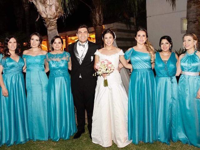 La boda de Leticia y Gerardo en Zapopan, Jalisco 2