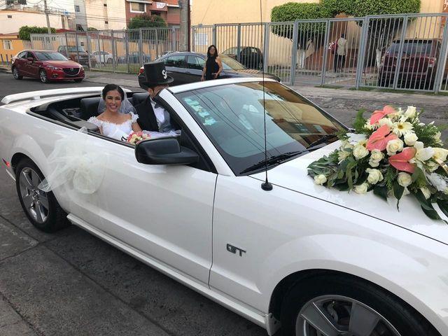 La boda de Leticia y Gerardo en Zapopan, Jalisco 9