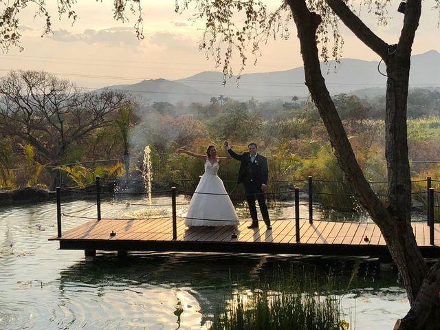 La boda de Miriam y Uriel